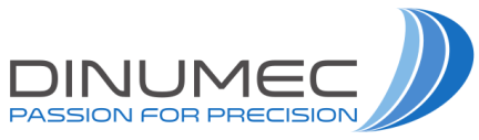 logotipo dinumec