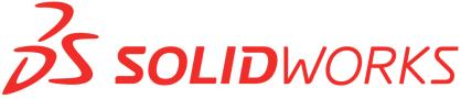 Primary Logo - Horizontal Red on White
